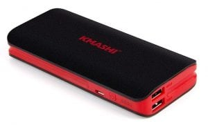 KMASHI 10,000mAh Portable Power Bank