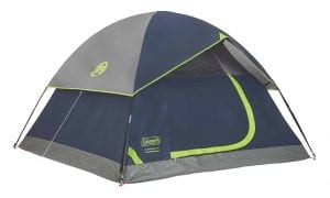 Coleman Sundome 4-Person Instant Tent