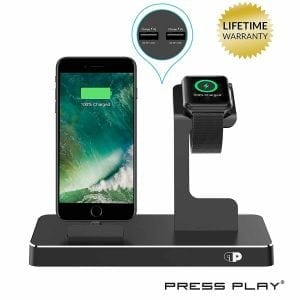 Press Play One Dock Power Station Dock - APPLE CERTIFIED