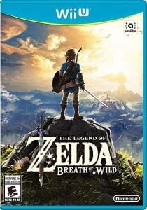 The Legend of Zelda: Breath of the Wild – Wii U