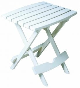 Adams Manufacturing 8500-48-3700 Plastic Folding Table