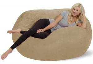 Chill Sack Bean Bag Lounger 5-Feet