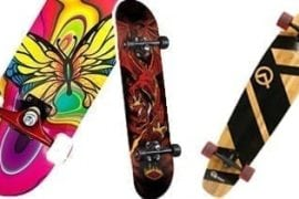 best longboard skateboards