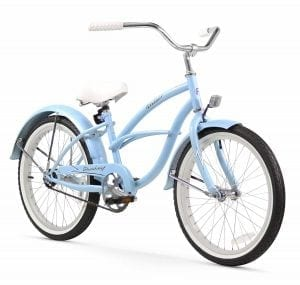 Firmstrong Urban single-Speed Girls Cruiser Bike