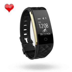 Fitness Tracker Heart Rate Monitor Activity Smart Watch