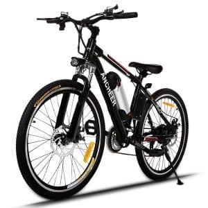 Ancheer Power Plus Electric Mountain Bicycle