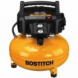 Bostitch Btfp02012 150-Psi 6 Gallon Oil-Free Air Compressor