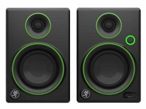 Mackie CR Series CR3 Studio Monitor Speakers