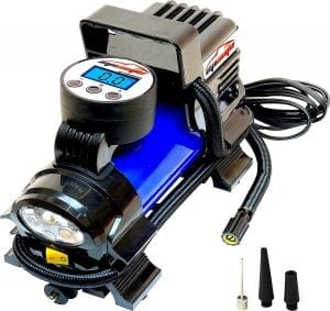 EPAuto Portable 12-Volt Digital Compressor & Tire Pump