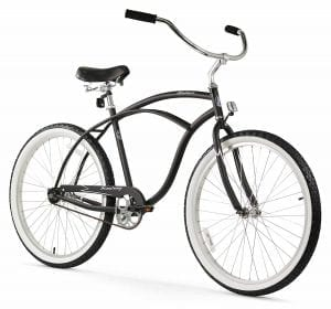 Firmstrong Single-Speed Men's Urban Beach Cruiser Bikes