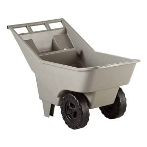 Rubbermaid Commercial FG370712907 Roughneck Lawn Cart Pallet