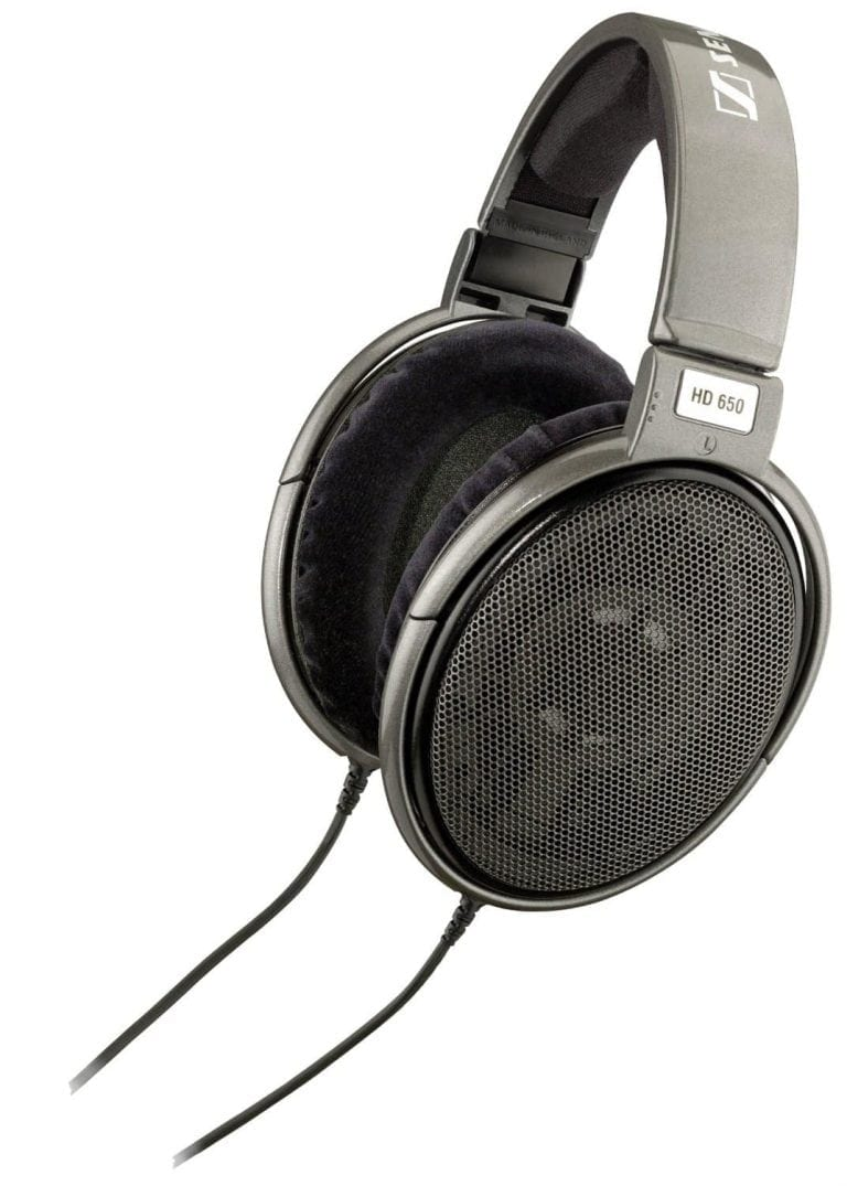 Sennheiser HD 650 Open Back Professional Headphones