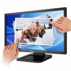 ViewSonic TD2220 Dual-Point 22-Inch Touch Screen Monitors