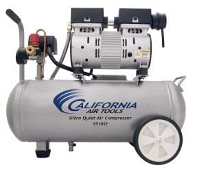 California Air Tools 5.5-Gallon 1-Hp Air Compressor