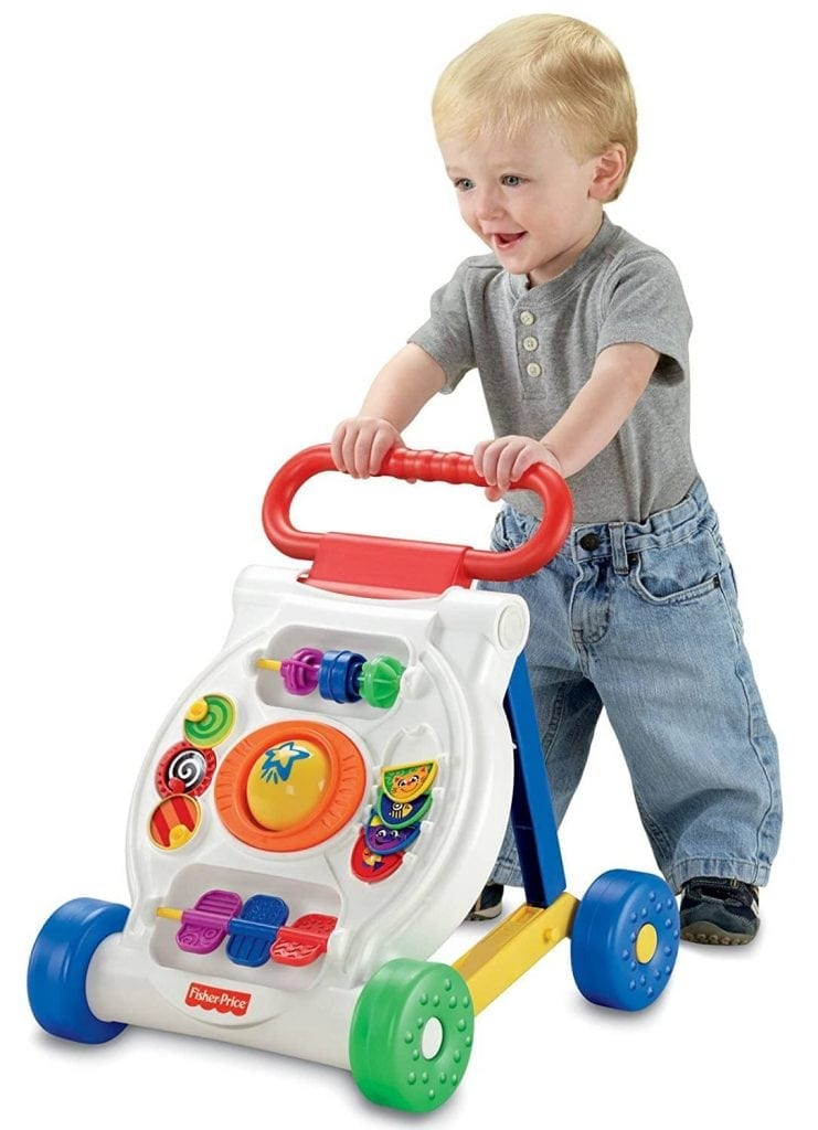 Fisher-Price Bright Beginnings Activity Walker