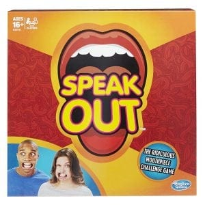 Hasbro Speak - Out Game