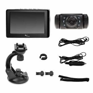 Yada Digital Wireless Backup Camera BT53328M-1