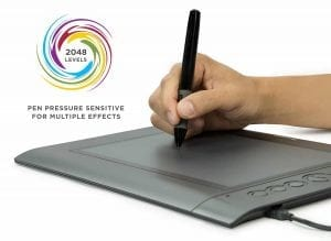 Turcom TS-6610 Graphic Drawing Tablet