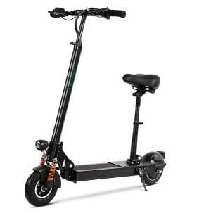 Ancheer E-77 Electric Scooter with Seat for Adults