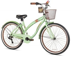 Margaritaville Women's Coast Is Clear 26-Inch Cruiser Bike