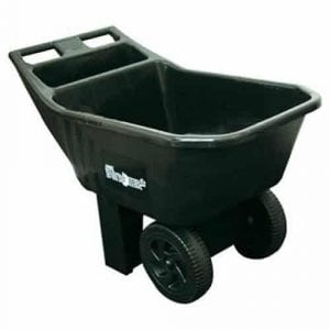 Ames 2463675 Easy Roller Garden Cart