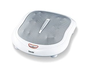 Beurer Foot Massager; Shiatsu like Features and Built in Heat Function