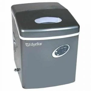 Edgestar IP210TI Titanium Portable Ice Makers