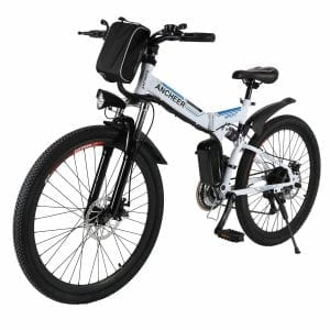 Hindom Folding Electric Mountain Bike