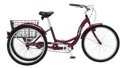 Schwinn Meridian Adult 26-Inch Tricycle