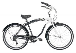 Kent Oakwood 26-Inch Men's Cruiser Bike