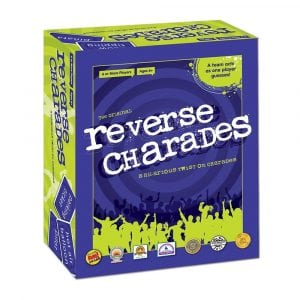 USAopoly Reverse Charades Board Game