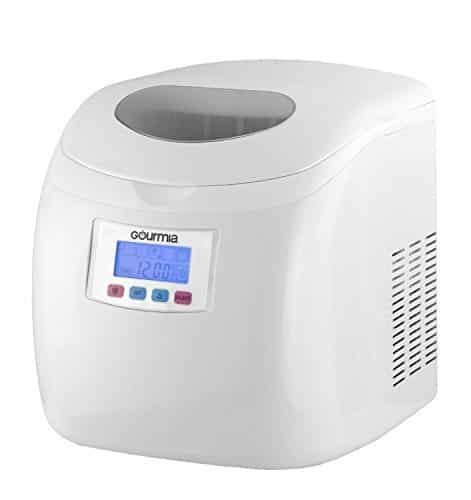 Gourmia GI120 Compact Electric Portable Ice makers