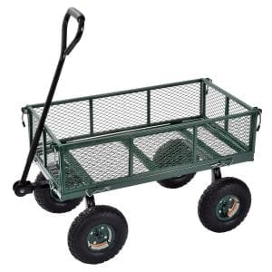 Sandusky Lee Wagon Cart-Best Garden Carts