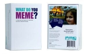 What Do You Meme Adult party Games