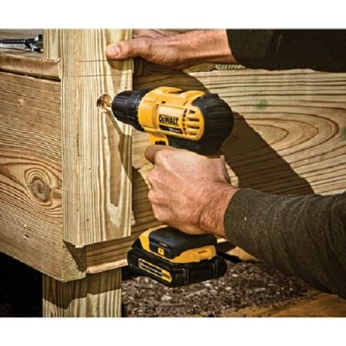 Top 10 Best Cordless Drills in 2019 Reviews & Buyer's Guide