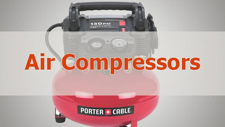 Top 10 Best Air Compressors In 2018 Ultimate Reviews Amp Guide