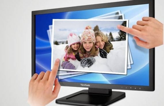 Touch Screen Monitors