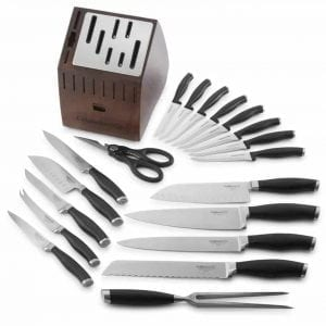Calphalon Knife Sets with SharpIn Technology