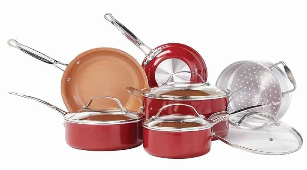 The Best Ceramic Cookware Sets Trusted Brands For