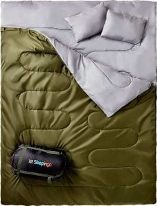 Sleepingo: Double Sleeping Bags