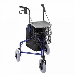 Duro-Med Folding 3 Wheel Walker