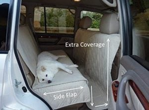 Formosa Covers - Deluxe Quilted and Padded seat cover