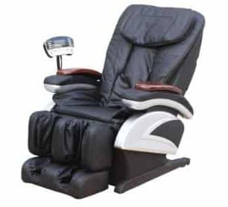 Electric Full-body Shiatsu Massage Chair Recliner