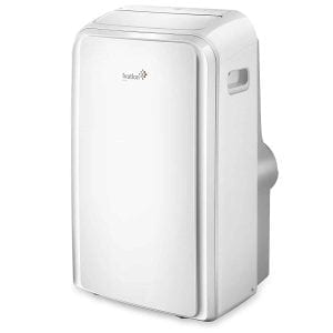 Ivation 12,000 BTU Portable Dual-Hose Air Conditioner – AC Unit