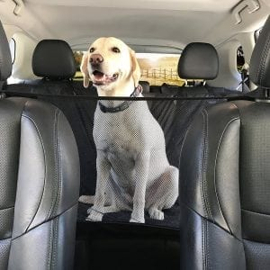 Kululu design - Premium Dog Car Seat Cover Hammock Style
