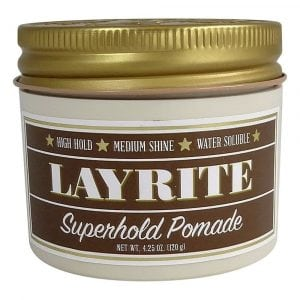 Layrite 4.25 oz Super Hold Pomade