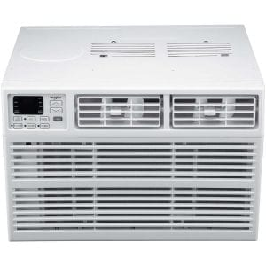 Whirlpool Energy Star 15,000 Btu 115V Window-Mounted Air Conditioner