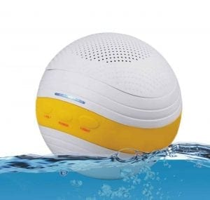 Floating IPX7 Pool Bluetooth Waterproof Speakers