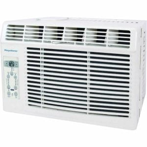 Keystone 5,000 BTU 115V Window-Mounted Air Conditioner