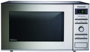 Panasonic NN-SD372S Stainless Countertop Microwave, 950W